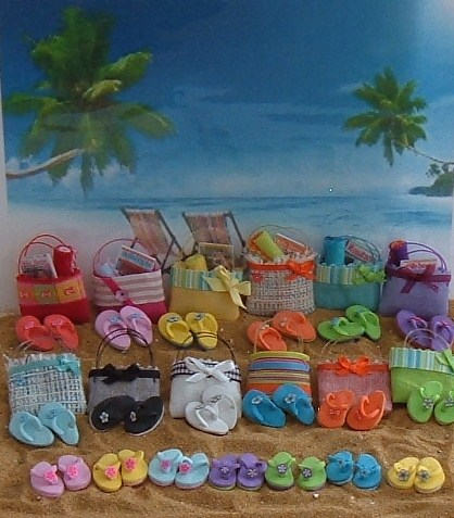 It's a miniature worlds Beach Collection