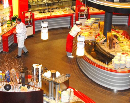 Maximarkt Restaurant
