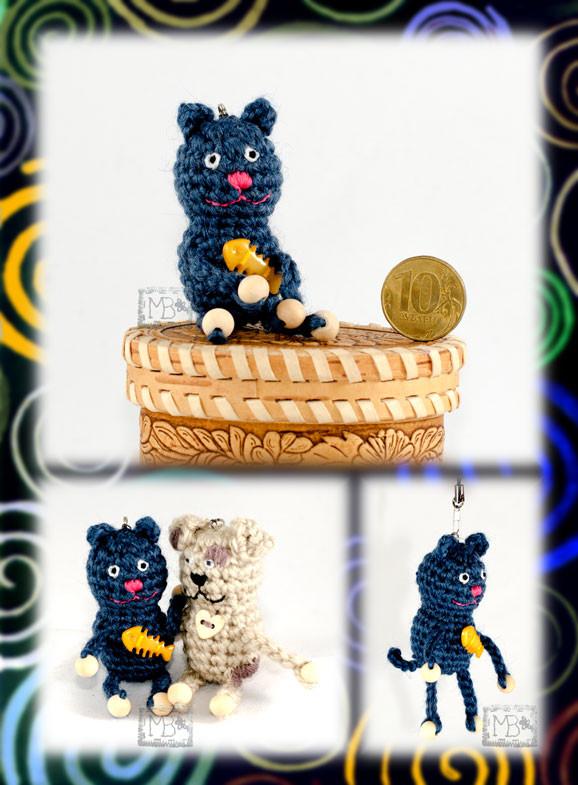 Талисман Котик Мурлышик, Авторская работа / Mascott Cat Murlishik, The work of authorship