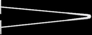 Doppelheftfaden für Etikettierpistole - Berryman Allstar