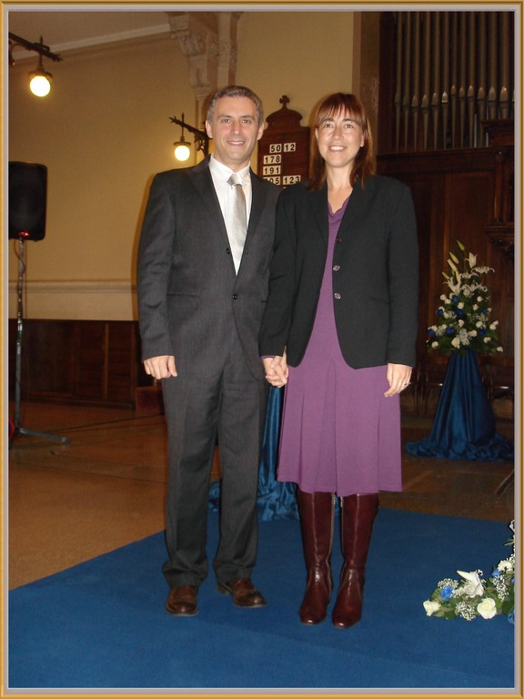 Fabrizio e Katia Evangelisti