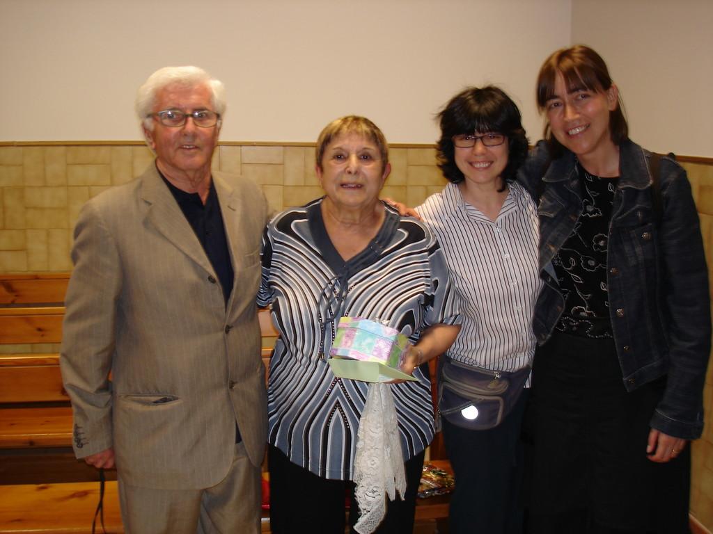 Nicola, Giovanna, Bruna, Katia