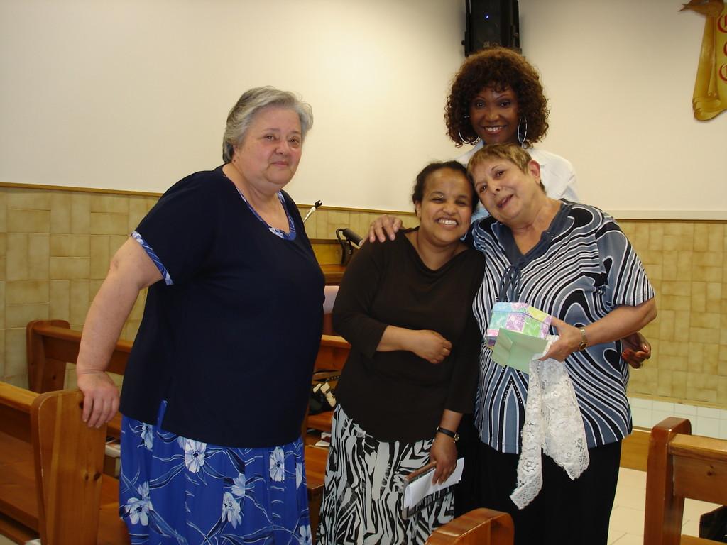 Laura, Ghebriela, Giovanna, Jossia