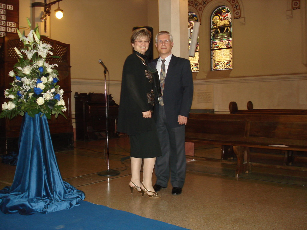 Maurizio e Francesca Evangelisti