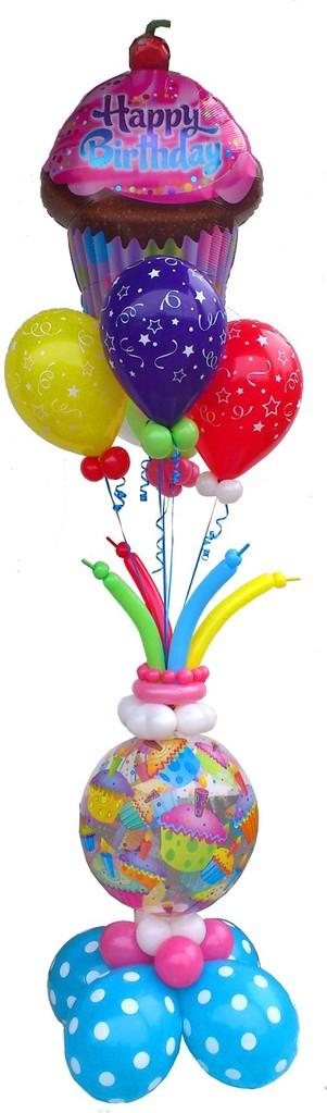 """Cupcakes Bouquet - designed für die Milchbar """"Milk n Twist"""" Graz"""