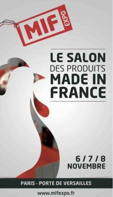 Salon des produits MADE IN FRANCE, Novembre 2015 à Paris
