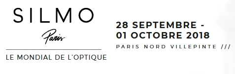 Silmo le mondial de l'optique - du 28 septembre au 1er octobre 2018 - Paris Nord Villepinte
