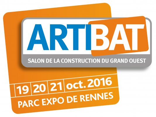 Salon Artibat, octobre 2016 - Rennes