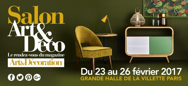 Salon Art & Déco - Paris Villette - Février 2017
