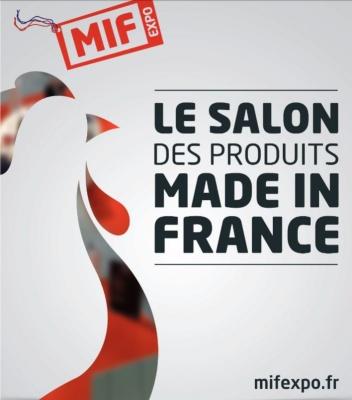 Salon MIF Made in France - Paris Expo Porte de Versailles - Novembre 2017