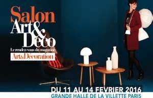Salon Art & Déco - Février 2016 - Paris