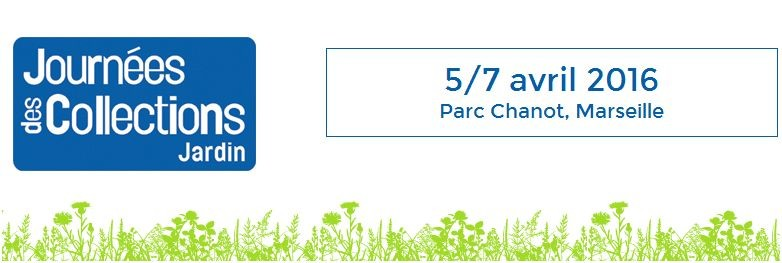 Journées des Colelction jardin - Avril 2016 - Marseille