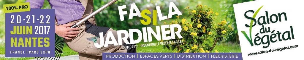 Salon du Végétal - Nantes - Juin 2017