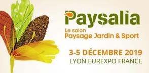 Salon Paysalia - Lyon - Décembre 2019