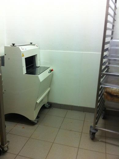 Le tranchoir à pain