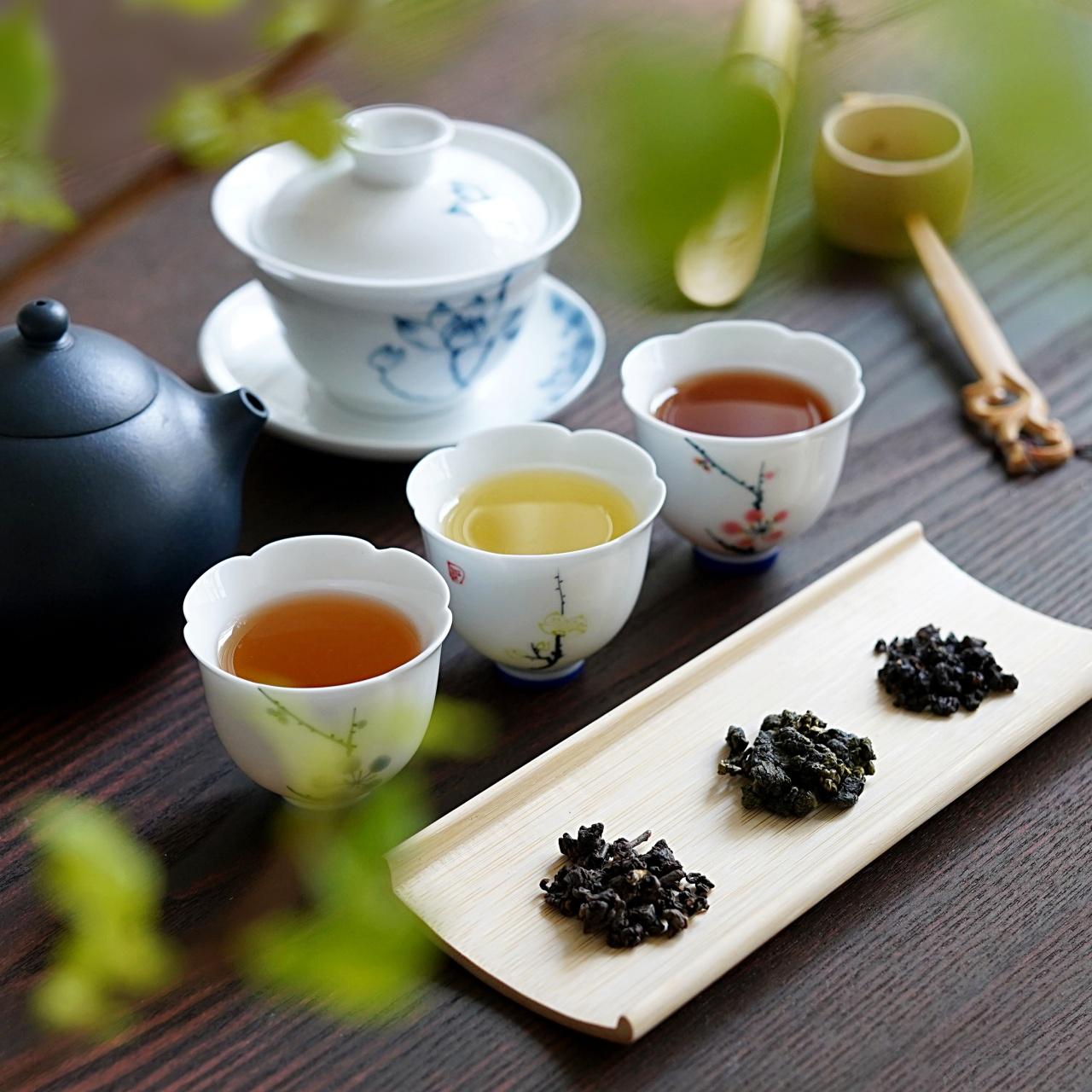 台湾茶スタイリング撮影&オンラインショップ制作