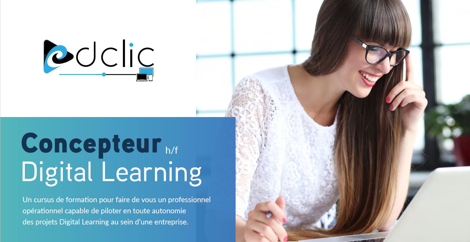 CCI ALSACE EUROMETROPOLE parle de notre Cursus Concepteur Digital Learning