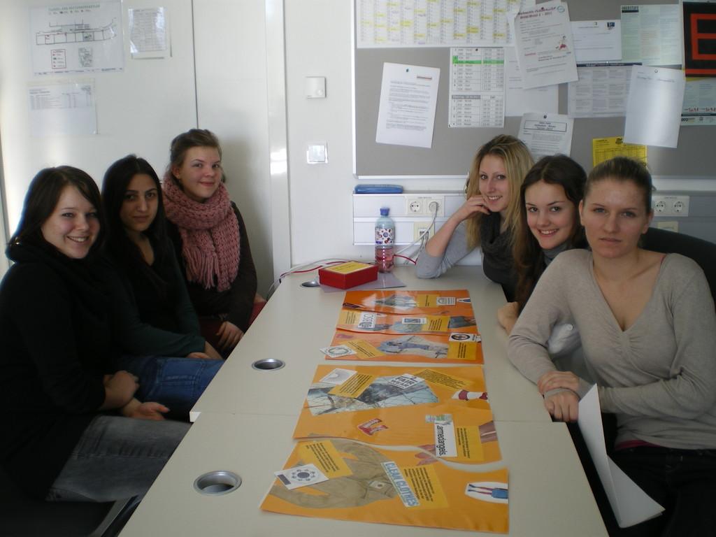 Erstellung eines Katalogs mit Fair Trade Kleidung