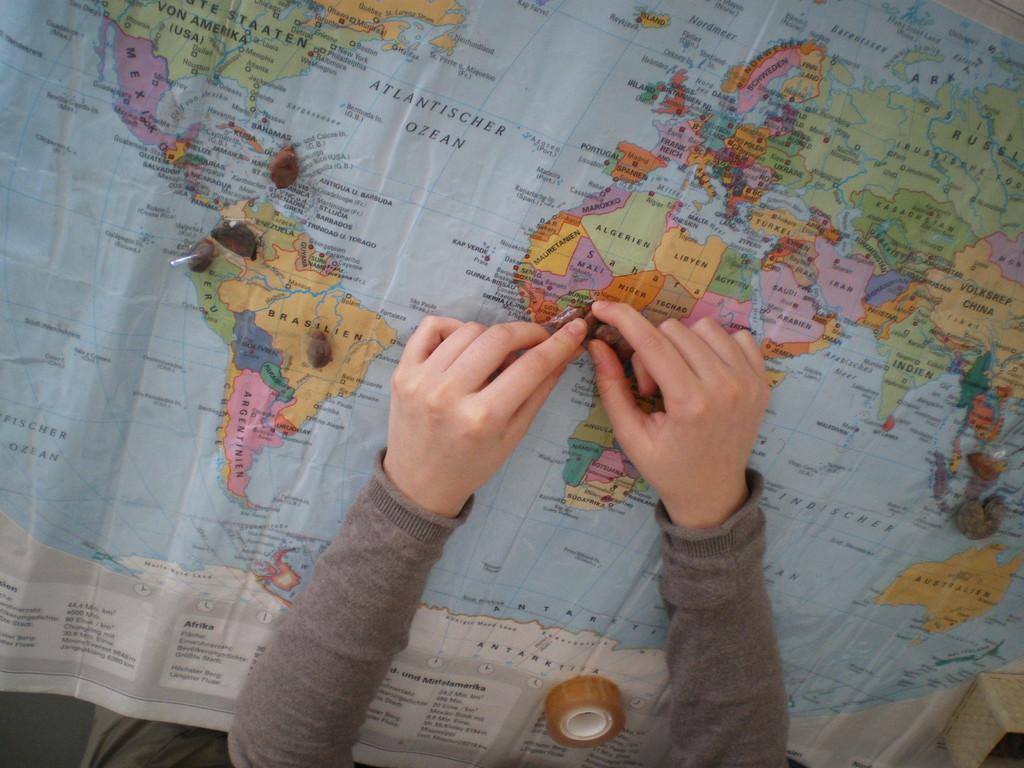 Globale Zusammenhänge