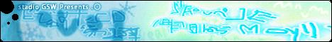 gsw.0002 * 『 どび☆すたCD第2弾 ゞ[ぺvぺ]ミ <明日から Moy! 』ばなな 468*60