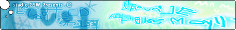 gsw.0002 * 『 どび☆すたCD第2弾 ゞ[ぺvぺ]ミ <明日から Moy! 』 詳細ページ へ