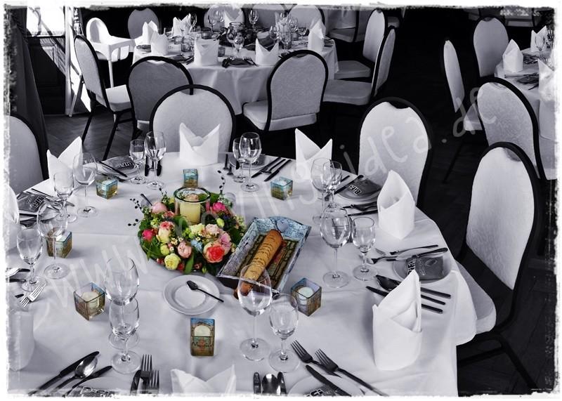 Beispiel Hochzeitstafel