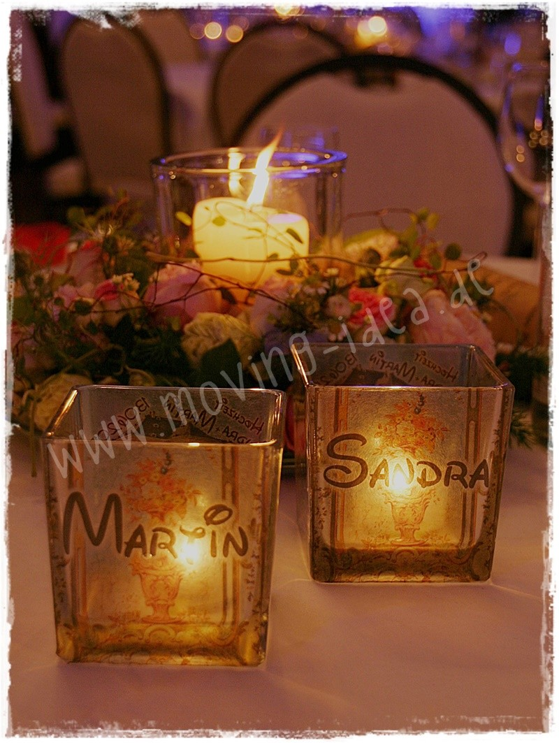 good idea for place card