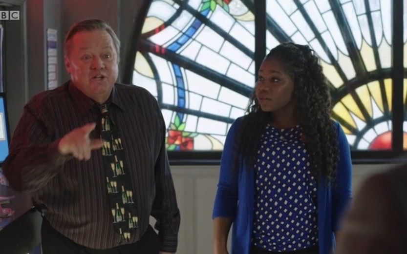 With Ted Robbins