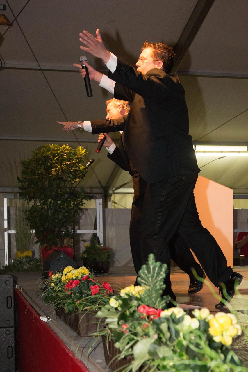 Frank Füglein und Michael Hofmann