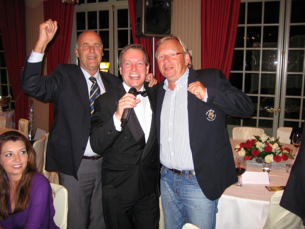 Laurenz Meyer (Politiker) , Michael Hofmann und Bernd Stelter
