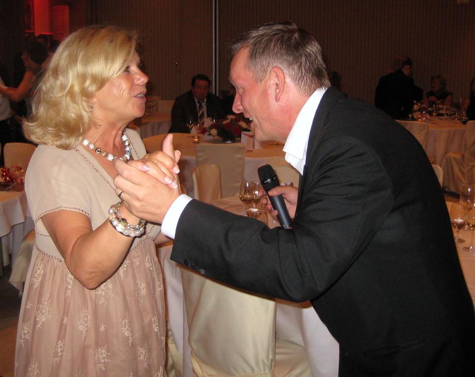 Marianne Hartl und Michael Hofmann :-)