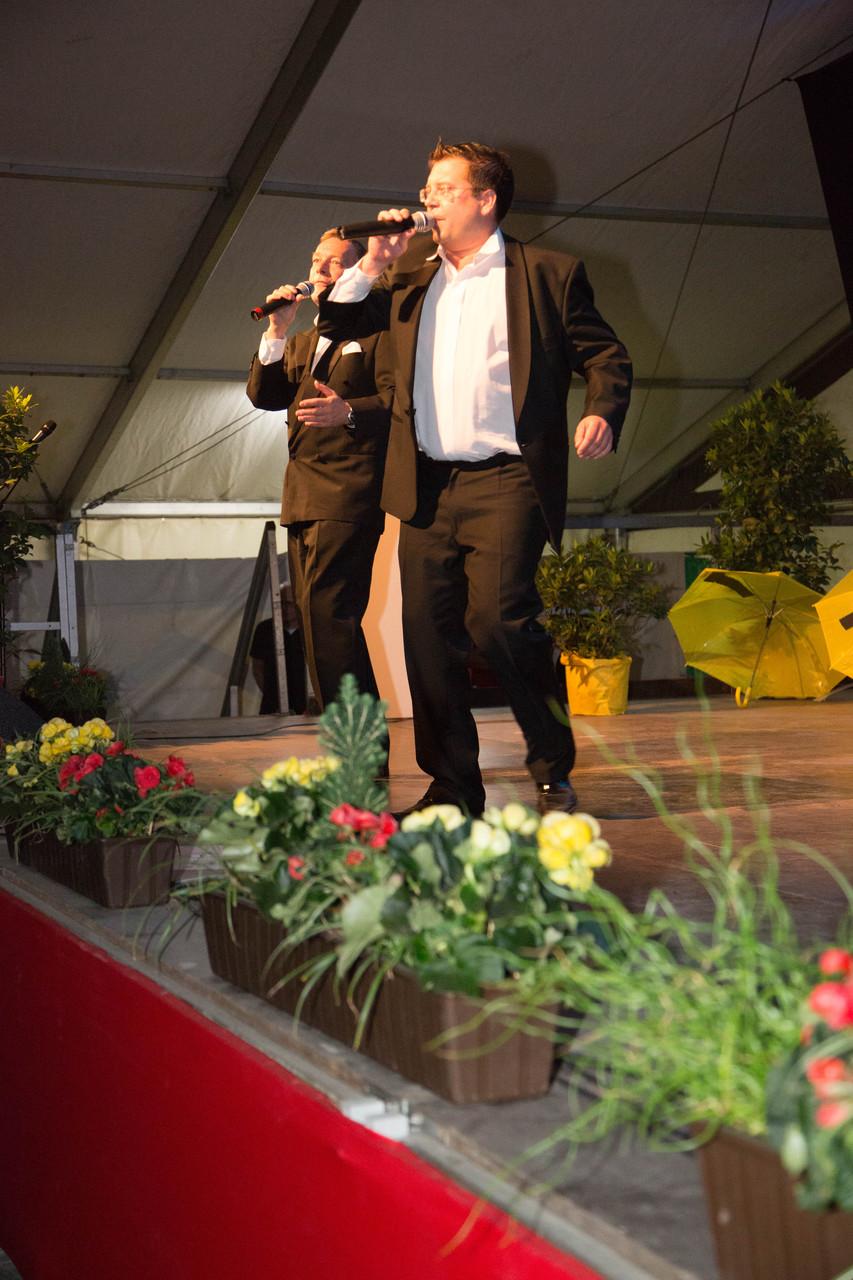 Michael Hofmann und Frank Füglein