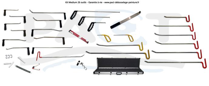 Acheter kit 26 outils dsp