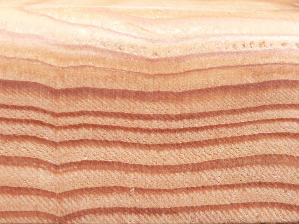 Die Ruhe des Holzes