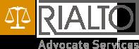 Rialto Group Advocate Services Logo