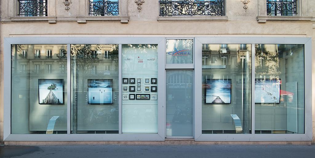 Exposition Xavier Beaudoux / octobre 2016 à fin avril 2017
