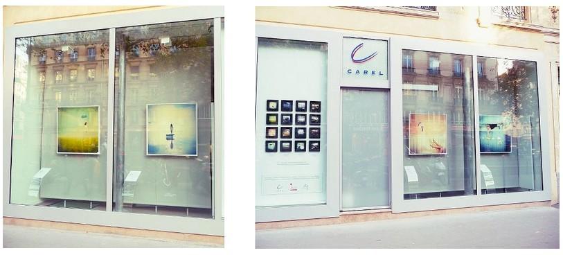 Exposition Julie de Waroquier / septembre 2011 à mars 2012