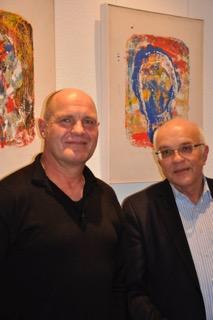 Matthias Hintz (l.) und Michael Brockerhoff