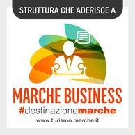 L'Hotel Pennile è stato scelto dalla Regione Marche come una delle strutture migliori per i viaggiatori business