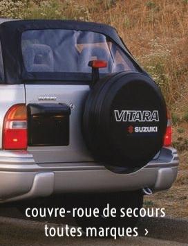 Housse de roue arrière / Couvre-roue de secours
