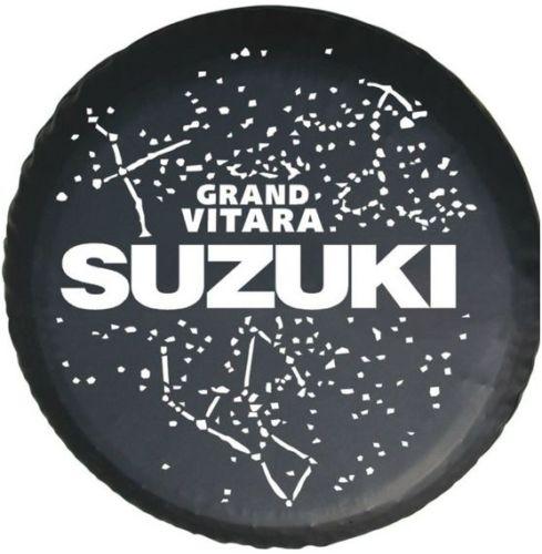 couvre-roue avec marquage suzuki grand vitara