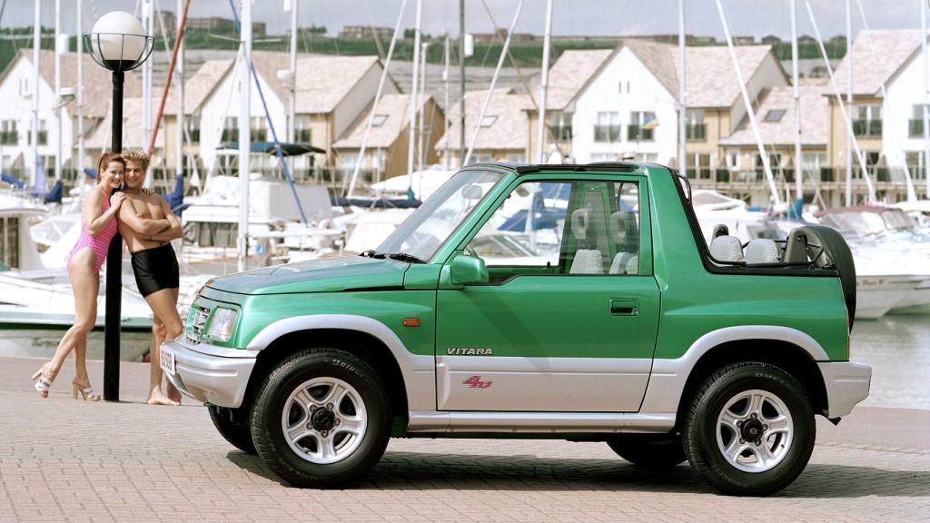 Image on 1997 Suzuki Grand Vitara