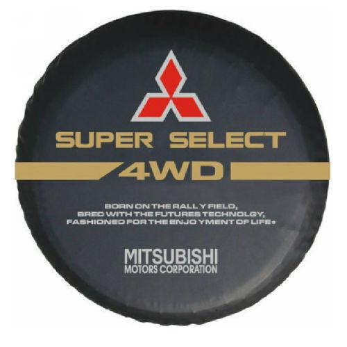 Couvre Roue Pour 4x4 Mitsubishi Super Select 4x4 Cabriolet Com Capote Et Bâche Pour 4x4 Cabriolet Gamme Complète Pour Suzuki Et Jeep