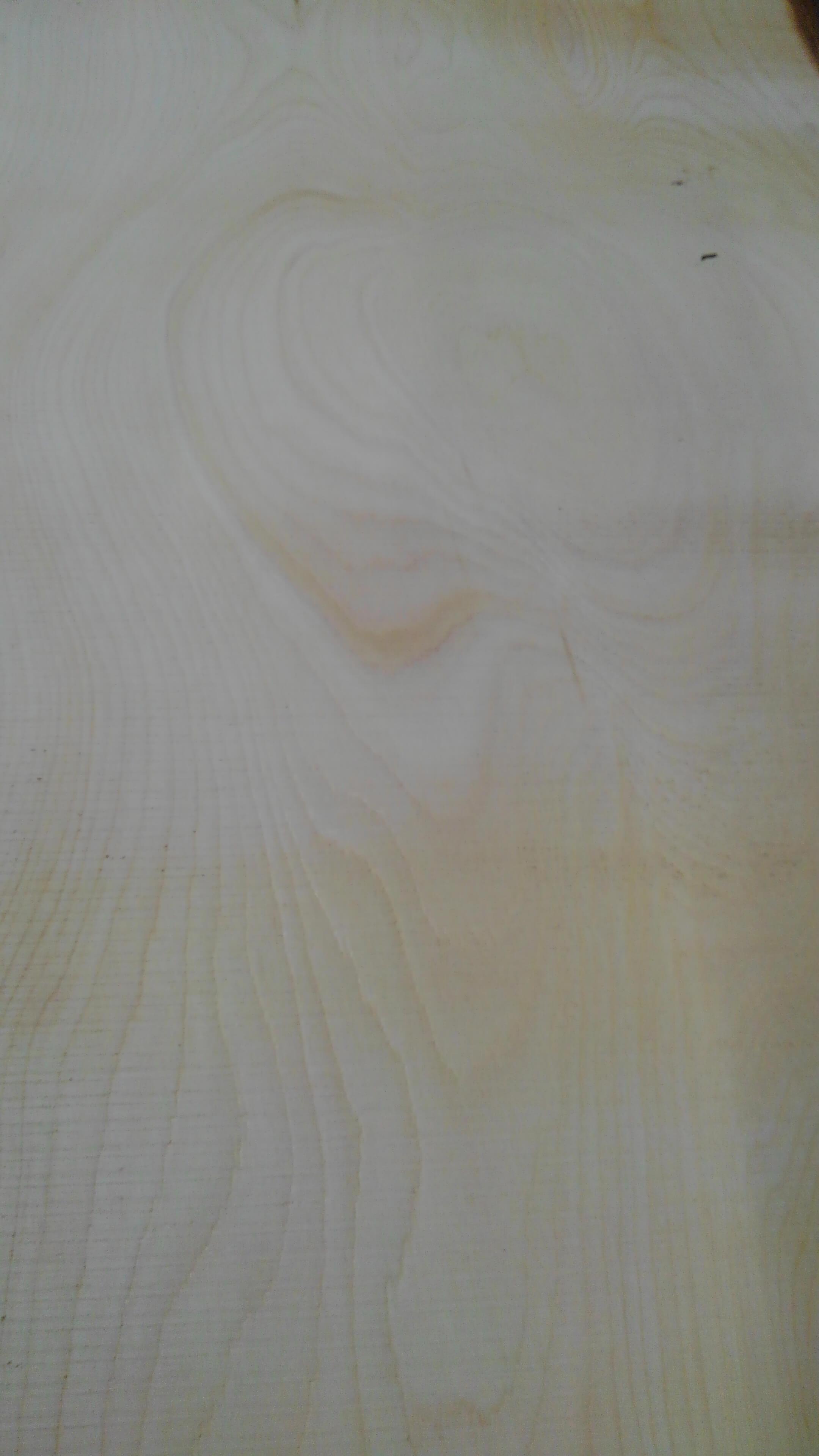 山形模様の板目