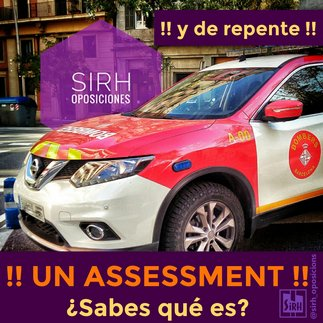 Assessment, ¿te suena?