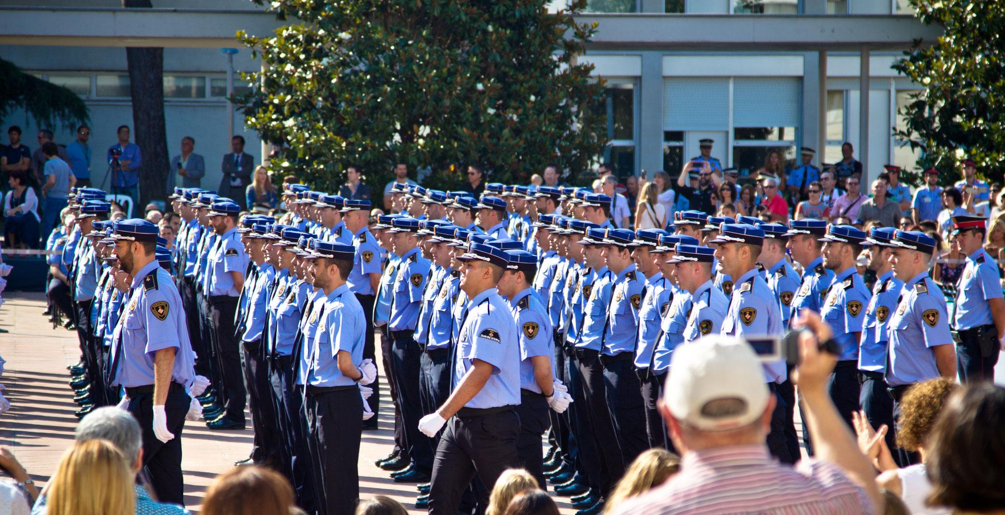 GUARDIA URBANA Y POLICIA LOCAL