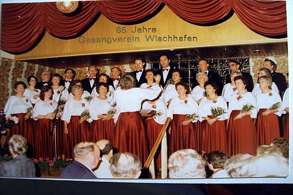 Jubiläum 65 Jahre 1986