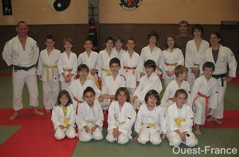club judo haute goulaine