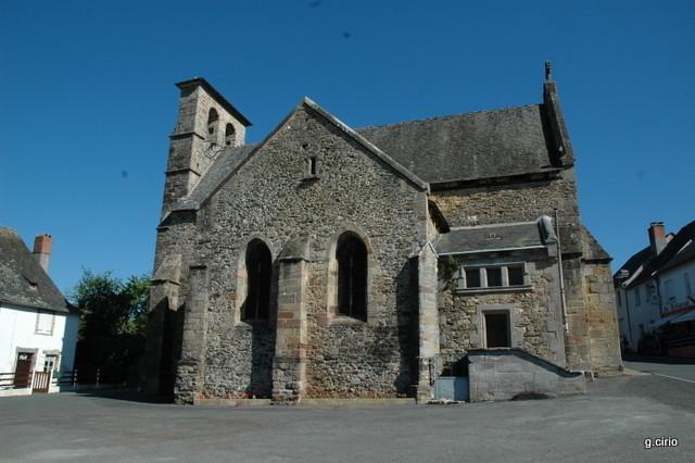 église de Beyssac