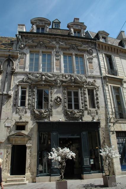 Rue des Forges (maison Maillard)